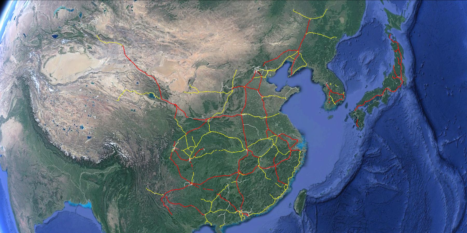 Urba world transport lgv asie